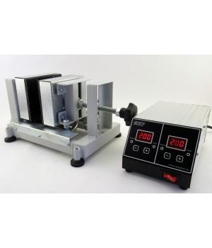 Нагреватель двойной вертикальный Магистр Ц20-2Т 100х120мм 220В
