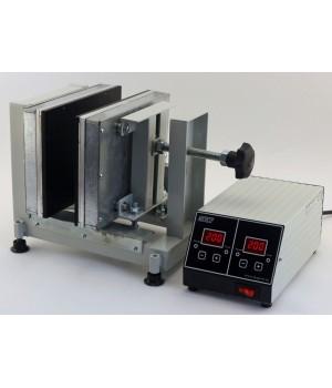 Нагреватель двойной вертикальный Магистр Ц20-2Т 150х200мм 220В